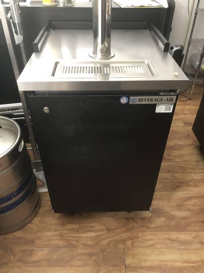 Two Tap Digital Beer Kegerator (Pre Owned)