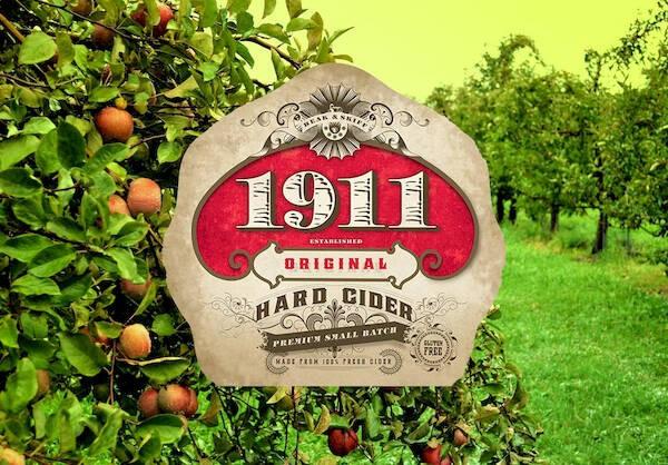 1911 Hard Cider Full Keg 15.5 Gal