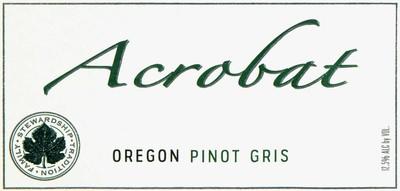 Acrobat Pinot Gris 19.5 Liters