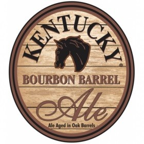 Alltech Kentucky Bourbon Barrel Ale Sixtel Keg 5.16 Gal