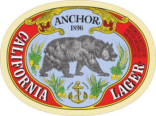 Anchor California Lager Full Keg 15.5 Gal