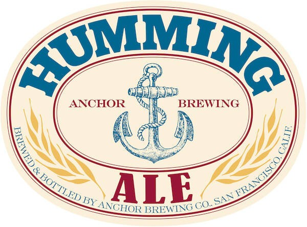 Anchor Humming Ale Full Keg 15.5 Gal