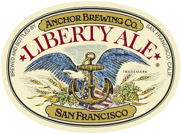Anchor Liberty Ale Full Keg 15.5 Gal