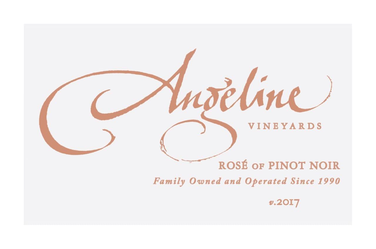 Angeline Rose Of Pinot Noir 2017 5.16 Gal Sixtel
