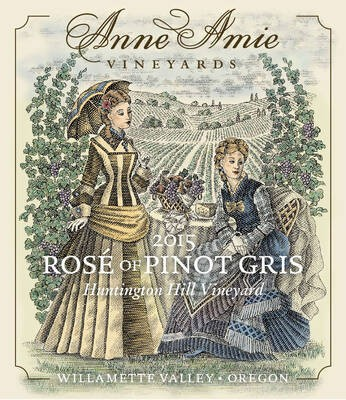 Anne Amie Pinot Gris 19.5 Liters