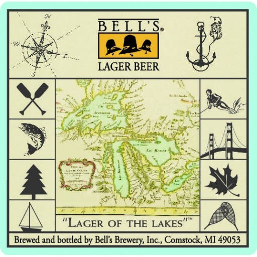 Bell's Lager of the Lakes Full Keg 15.5 Gal