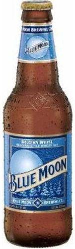 Blue Moon Belgian White 12 oz Bottle - 24 Pack
