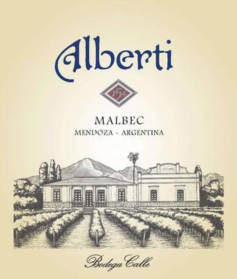 Bodegas Calle Alberti Malbec 19.5 Liters