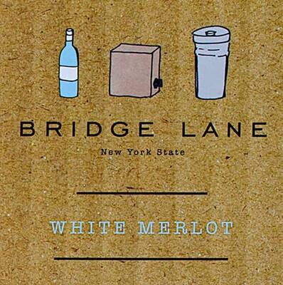 Bridge Lane White Merlot NV 20 Liters