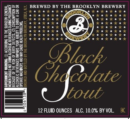 Brooklyn Black Chocolate Stout Full Keg 15.5 Gal