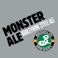 Brooklyn Monster Ale Sixtel Keg 5.16 Gal