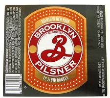 Brooklyn Pilsner Full Keg 15.5 Gal