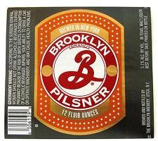 Brooklyn Pilsner Sixtel Keg 5.16 Gal