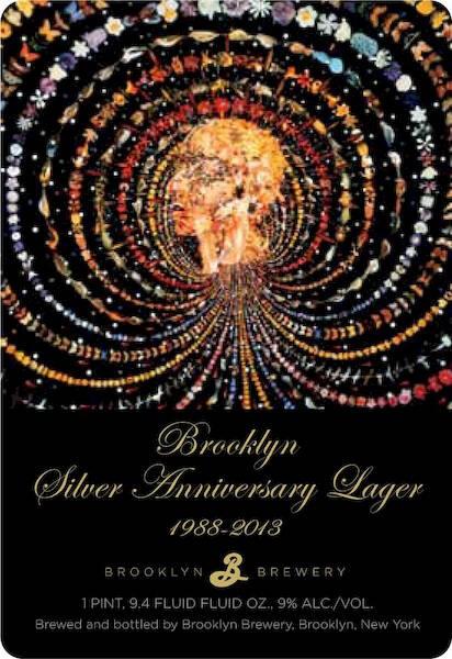 Brooklyn Silver Anniversary Lager Sixtel Keg 5.16 Gal