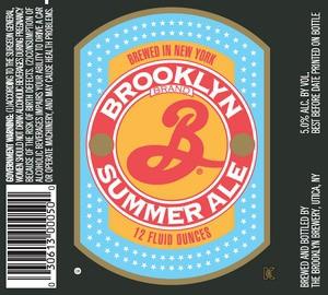 Brooklyn Summer Ale Sixtel Keg 5.16 Gal