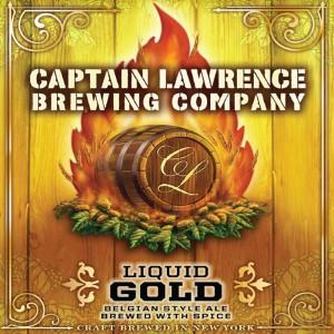 Captain Lawrence Liquid Gold Sixtel Keg 5.16 Gal