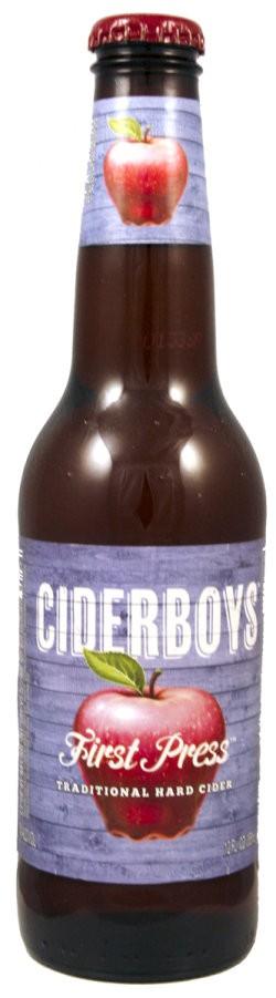 Cider Boys - First Press 12oz - 24 Pack