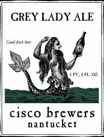 Cisco Grey Lady Ale Sixtel Keg 5.16 Gal