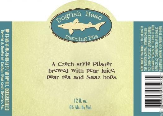 Dogfish Piering Pils Sixtel Keg 5.16 Gal