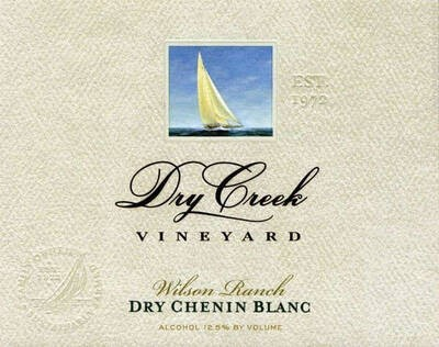 Dry Creek Vineyard Chenin Blanc 19.5 Liters