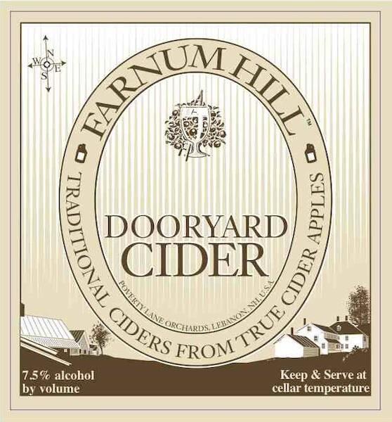Farnum Hill Dooryard Cider Sixtel Keg 5.16 Gal