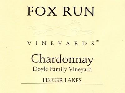 Fox Run Vineyards Chardonnay Doyle Family Vineyard 20.2 Liters