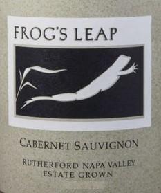 Frog's Leap Cabernet Sauvignon Young Vines 19 Liters