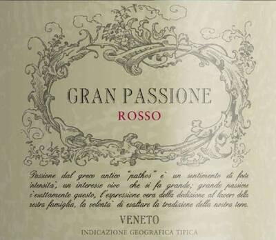 Gran Passione Rosso 20 Liters