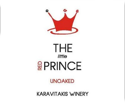 Karavitakis Winery The Little Prince Red Unoaked 20 Liters