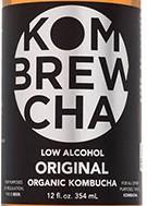 KomBrewCha Original Kombucha Sixtel Keg 5.16 Gal