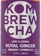 KomBrewCha Royal Ginger Kombucha Sixtel Keg 5.16 Gal