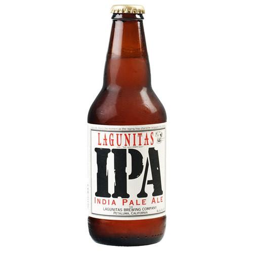 Lagunitas - IPA 12oz - 12 Bottles