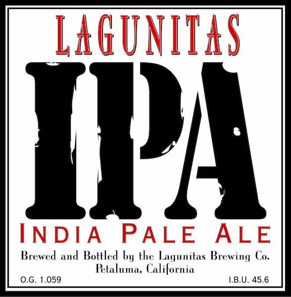 Lagunitas IPA Full Keg 15.5 Gal