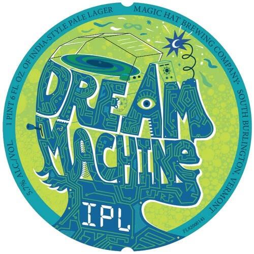 Magic Hat Dream Machine Sixtel Keg 5.16 Gal