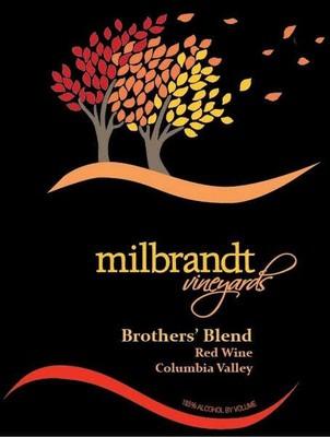 Milbrandt Vineyards Brothers' Blend 20 Liters