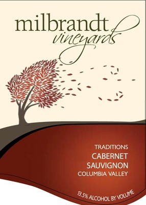 Milbrandt Vineyards Cabernet Sauvignon Traditions 20 Liters