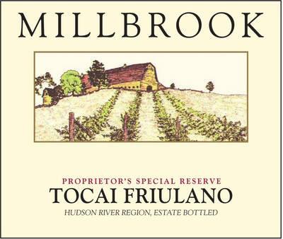 Millbrook Tocai Friulano Local Juice 20 Liters