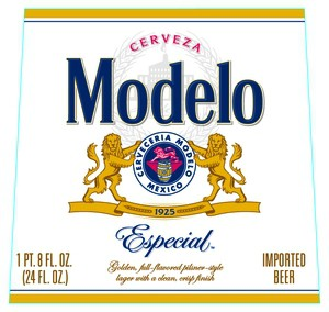 Modelo Especial Quarter 1/4 Keg 7.5 Gal