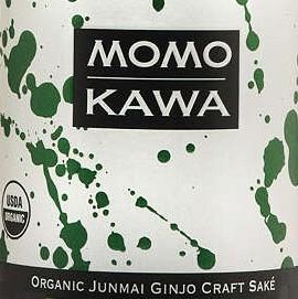 Momokawa Sake Organic Junmai Ginjo 19.5 Liters