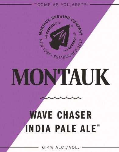 Montauk Wave Chaser IPA 15.5 Gal Full Keg