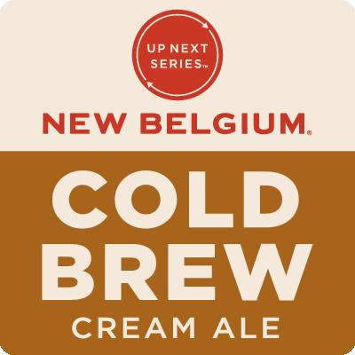 New Belgium Up Next Series #4 Cold Brew Cream Ale 5.16 Gal Sixtel
