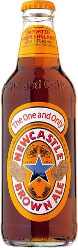 New Castle Brown Ale 12oz - 24 Bottles