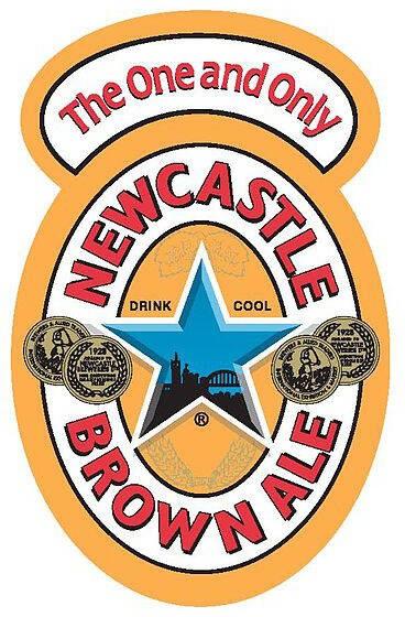 Newcastle Brown Ale Full Keg 15.5 Gal