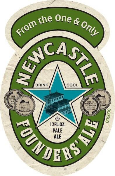 Newcastle Founders Ale Full Keg 15.5 Gal