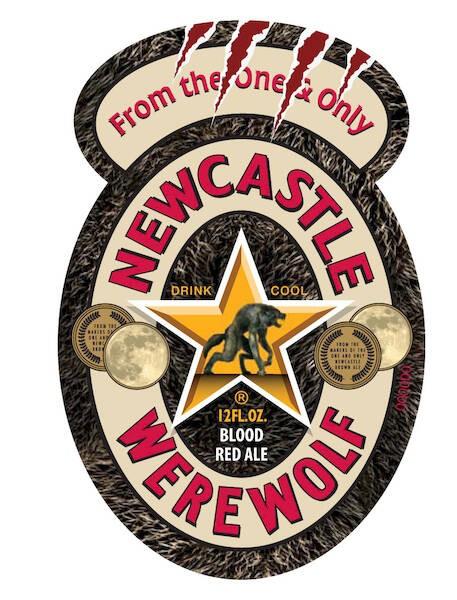 Newcastle Werewolf Red Ale Full Keg 15.5 Gal