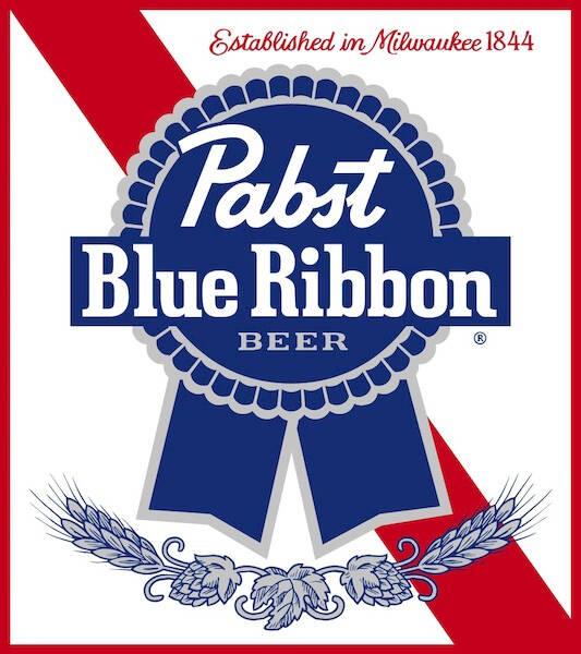 Pabst Blue Ribbon Full Keg 15.5 Gal