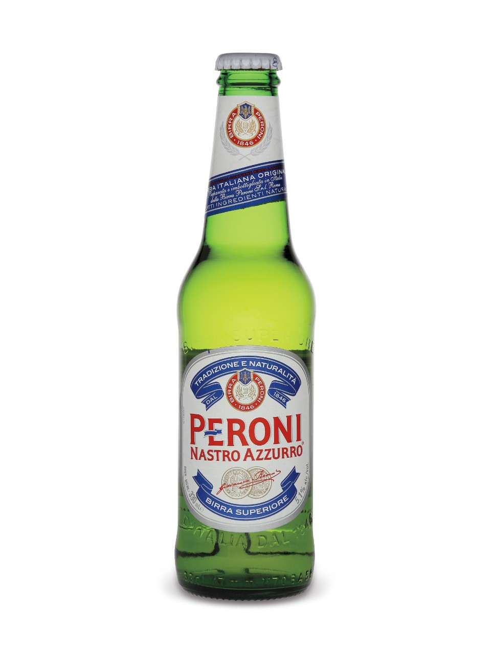 Peroni Beer 12oz - 24 Bottles
