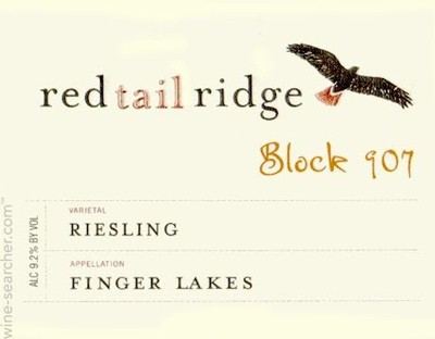 Red Tail Ridge Riesling 20 Liters