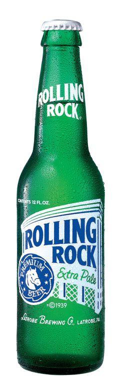 Rolling Rock Extra Pale 12oz - 24 Bottles