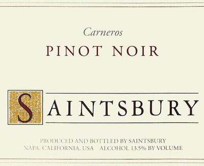 Saintsbury Pinot Noir 19 Liters
